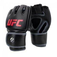 UFC Contender MMA Vechtsporthandschoenen - Unisex - zwart/rood/grijs