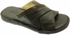 Bruine Slippers Uomodue By Riposella UD50257ma