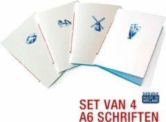 Blauwe De Kaartenmakers Schriften Hollands Glorie - A6 formaat
