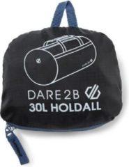 Dare 2b - 30L Packable Holdall - Rugzak - Unisex - Maat Een Maat - Zwart