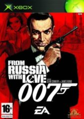 Electronic art James Bond From Russia with Love