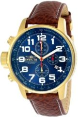 Blauwe Invicta I-Force 3329 Herenhorloge - 46mm