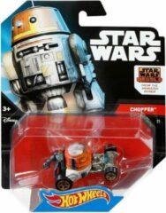 Mattel Hot Wheels: Star Wars - Chopper