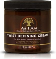 As I Am Twist Defining Cream Vrouwen 237ml haarcrème