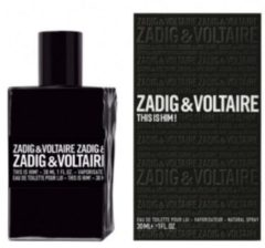Zadig & Voltaire This Is Him 50 ml - Eau de Toilette - Herenparfum