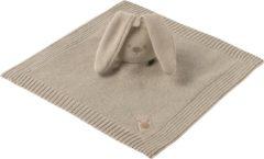 Nattou Knuffeldoek 100% Katoen Beige Sand