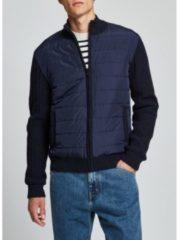 Donkerblauwe Maerz Vest 00-1-556601-399 DONKER BLAUW