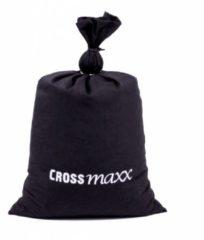 Zwarte Lifemaxx Crossmaxx BigBoy Sandbag - Zandzak - L - max. 85 kg