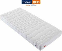 Witte TotaalBED Matras Safira pocketveer - 160x200 cm