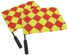 Stanno Linesman Flags Scheidsrechtersfluit - Multi Kleuren - Maat One Size