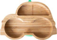 Eco Rascals Bamboe Auto Bord - Groen