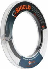 Grijze Guru Shield Shockleader Line - 12lb - 0.33mm - 100m