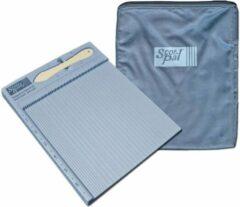 Blauwe Scor-Pal Scor-buddy Centimeters Mini Score Board - Rilmachine