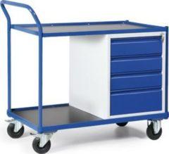 Protaurus TAUROFLEX Werkstattwagen 250 kg mit 4 Schubladen, 120 x 60 x 103 cm
