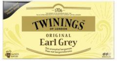 Twinings Earl grey envelop 50 Stuks