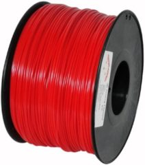 Rode Reprapper 1.75mm rood ABS filament