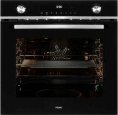 Zwarte ETNA OM470RVS Inbouw oven