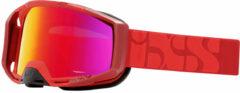 IXS - Trigger Goggle Mirror - MTB-bril rood/roze