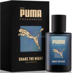 Saphir Puma Shake The Night Eau De Toilette 50Ml