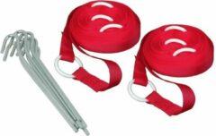 Rode Speedminton Easy Court Basic - mobiel speelveld - crossminton - speedbadminton