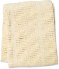 Gele Lulujo Cellular Blanket - Yellow