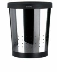 Brabantia Prullenbak / Papierbak - 11 l - Brilliant Steel