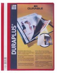 Durable Offertemap met hechtstrip 257903 Rood DIN A4 1 stuks