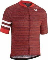 Gonso Fietsshirt Heren Polyester Rood Maat L