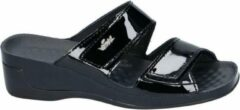 Vital -Dames - zwart - slippers & muiltjes - maat 35