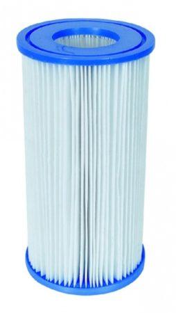 Afbeelding van Blauwe Bestway Filter Cartridge Zwembadfilter Type III - A - Intex