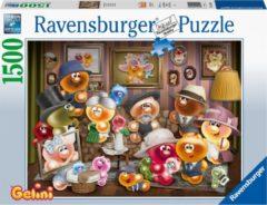 Ravensburger Spieleverlag Ravensburger puzzel Gelini Family - Legpuzzel - 1500 stukjes