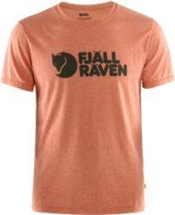 Fjällräven - Fjällräven Logo T-Shirt - T-shirt maat XXL, rood/bruin/blauw/grijs/zwart/blauw/turkoois/grijs/blauw/zwart/bl