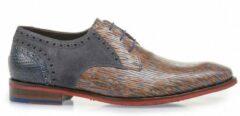 Floris Van Bommel Heren Nette schoenen 18107 - Taupe - Maat 40