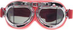 CRG rode pilotenbril - smoke glas