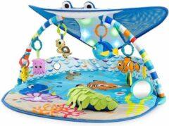 Blauwe Speelkleed Bright Starts - Disney Finding Nemo Mr. Ray Ocean Lights