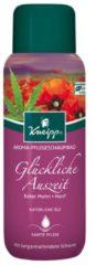 Kneipp Badezusatz Schaum- & Cremebäder Aroma-Pflegeschaumbad Glückliche Auszeit 400 ml