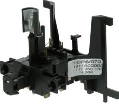 Whirlpool Tastenschalter 1-fach (Ein/Aus, inkl. 1 x Lampe klar) für Geschirrspüler 053961, 00053961