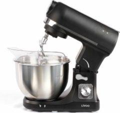 Livoo Keukenmachine - Dop189n Zwart