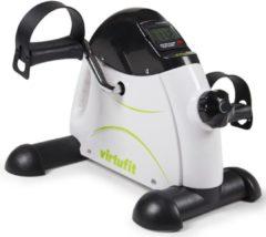 Groene VirtuFit V3 Stoelfiets - Mini Hometrainer - met handvat en computer