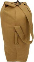 10-T Outdoor Equipment 10T TLC Duffle L Bag 80L Seesack 90x30x30 cm Rucksack Sporttasche Canvas Reisetasche 100% Baumwolle