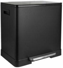Xenos Pedaalemmer - zwart - 2x20 l