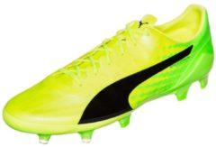 Puma EVOSPEED 17 SL FG Fußballschuhe Herren gelb-grün