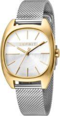 Esprit outlet Esprit ES1L038M0115 Infinity- Horloge - Staal - Zilverkleurig - Ø 32 mm