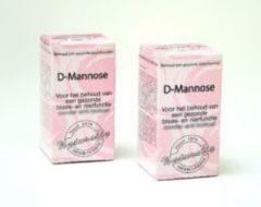 Beautylin Herbapharm Herbafarm D-Mannose 250 mg - 100 capsules - Voedingssupplement