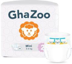 GhaZoo Luiers Mini - Maat 2-45 stuks