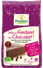 Priméal Chocolade Cakemix Bio (300g)