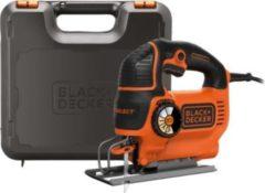 Black & Decker BLACK+DECKER Stichsäge Pendelhub-Stichsäge KS801SEK