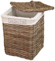 Möbel direkt online Moebel direkt online Wäschekorb Wäschesammler Rattankorb Wäschebox In 2 Farben lieferbar