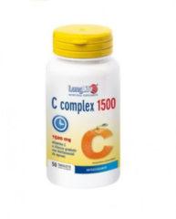 Longlife C Complex 1500 t/r vitaminico 50 tavolette