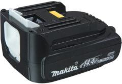 Zwarte Makita BL1415N Lithium-Ion 1500mAh 14.4V oplaadbare batterij/accu